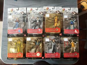 Final Fantasy VIII FF8 Complete Set (8 Individual) Bandai Extra Soldier Figures