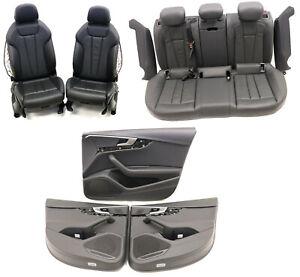 Audi A4 8W Avant B9 Lederausstattung Leder Sitze Sitzheizung Sportsitze Sport
