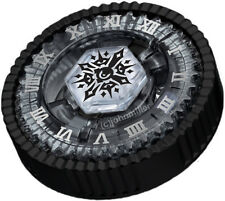 Limited Edition STEALTH BLACK Version Twisted Tempo / Basalt Horogium Beyblade!