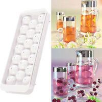Silicone Ice Ball Cube Tray Freeze Mould Bar Jelly Pudding Chocolate Maker