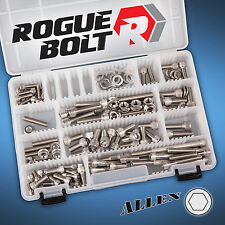BIG BLOCK FORD 429 460 STAINLESS ENGINE BOLT KIT   BBF CAR / F-SERIES TRUCK A