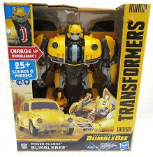 Transformers Bumblebee abejorro VW Bug Power cargador Autobot Hasbro