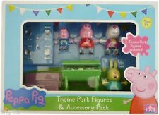 Peppa Pig Character Toys Playsets