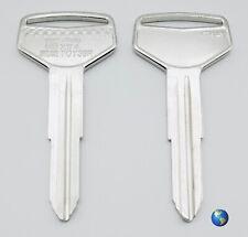 TR40 Key Blanks for Various Models by Toyota, Daihatsu, Hino, and T-Rex (5 Keys)