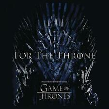 Various - Game Of Thrones - FOR THE THRONE - New CD Album - Released 31/05/2019