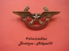 Brevet ALAT .  Aviation - Artillerie