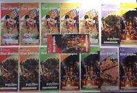 Lot Of 4 GA Harry Potter Universal Studios Orlando Resort Brochure guidemap
