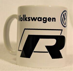 vw r mug, coffee, pop icon, evolution, TDI, passat, scirocco