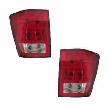 Fits 2005-2006 Jeep Grand Cherokee TAIL LIGHT rear lamp PAIR