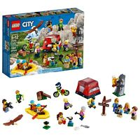 LEGO® City Town - People Pack - Outdoor Adventures 60202 164 Pcs