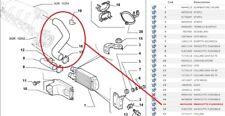 46761659 MANICOTTO CHE COLLEGA COLLETTORE ALL INTERCOOLER FIAT MULTIPLA 1.9 JTD