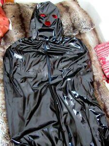 Lackschlafsack innen und außen Lack mit Schloß abbschließbar Reißverschluß