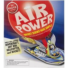 Klutz Air Power Book Kit - 478555