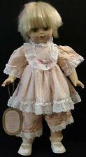 Vintage Eugene Doll 1975 Golden Dreams With Hang Tag