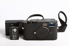 Leica M9-P Gehäuse black mit nur 968 Auslösungen