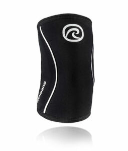 Rehband 102306 RX Elbow Sleeve – Black
