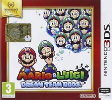 |it045496472887| Mario & Luigi Dream Team Bros Nintendo 3ds