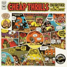 BIG BROTHER & THE HOLDING COMPANY - CHEAP THRILLS   VINYL LP NEU
