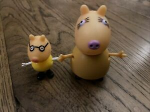 Peppa Pig Bundle Pedro And Mummy Pony Figures -lots Peppa Pig And-combine Post