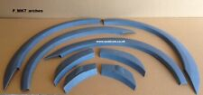 FORD TRANSIT SPORT  ST style  WHEEL ARCHES MK7 (06-13) EASY FIT. PAINTED