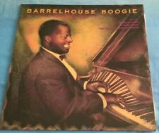 BARRELHOUSE BOOGIE, COMPILATION, 1989 GERMAN BLUEBIRD, BOOGIE, EX OR BETTER.