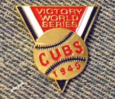 Chicago Cubs Lapel Pin~MLB~1945 World Series~Replica~~Collection Set by Unocal