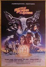 BATTLE BEYOND THE STARS (1980) - original US 1 Sheet film/movie poster, sci-fi