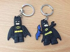 Party Bag Fillers X 10 Lego Batman  Keyrings
