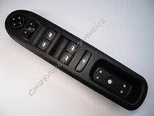 Schaltelement Fensterheber Schalter für Peugeot 407 vorne links 6554.ER Neu