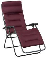 Lafuma Relax RSX Clip Air Comfort LFM 2038 3186 Bordeaux Garten Camping Stuhl