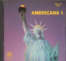 Various Classical(CD Album)Americana 1-New