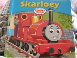 MY THOMAS STORY LIBRARY BOOKS - Skarloey