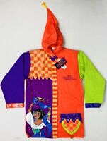 NEW Disney Hunchback of Notre Dame Original Movie Merch Rain Jacket RARE w/ TAGS