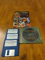 "Wolfenstein 3D Spear of Destiny 3.5"" disks plus manual & CD-ROM IBM PC"