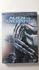 Alien VS Predator - 2 Disc Extreme Edition (2004) R3 NTSC DVD