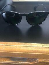 76147c33b031 Ray Ban Women s Pilot Erika Polarized Sunglasses - Black Green