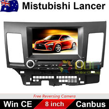 "8.0"" Car DVD GPS Navigation Stereo player  Radio For MITSUBISHI LANCER 2007-2016"