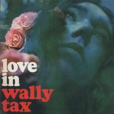 Wally Tax - Love In (NEW CD)