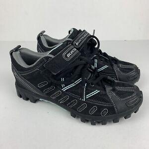 Bontrager SSR Women's Size 6 Mountain Bike Trail Cycling Shoes Black