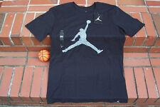 fbe25342 Nike Air Jordan Retro 3 JUMPMAN LOGO Black ELEPHANT PRINT Men's T-Shirt S/