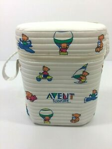 AVENT NATURALLY -  Dual Insulated Baby Bottle Bag
