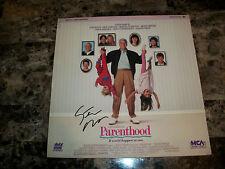 Steve Martin Rare Authentic Signed Parenthood Movie Laserdisc Comedian Actor
