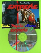 CD Singolo EXTREME Hole hearted 1990 Uk A&M RECORDS   mc dvd (S11)