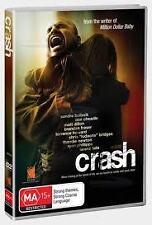 EX RENTAL CRASH DVD HOWARD BULLOCK PHILLIPPE DILLON FRASER LUDACRIS GUARANTEED