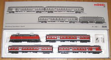 Marklin HO DIGITAL SOUND SET 26218 DB Regional Express 218 & 3x COACHES MINT