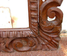 """ITALIAN FRAME VINTAGE HAND CARVED 50.5"""" x 38.5"""" OPENING 62 x 50.5 INCHES OVERALL"""
