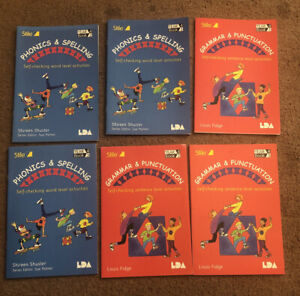 Stile Year 4 Phonics & Grammar Books