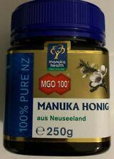 Manuka Health - Manuka Honig MGO 100+ (250 g) Pur aus Neuseeland