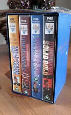 The Tommy Cooper vhs Collection