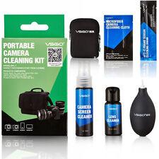 VSGO DSLR Digital Camera Dry and Wet Clean Kit for Sensor, Lens and Screen Clean